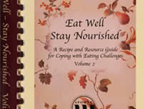 New Cookbook for Patients with Head and Neck Cancer