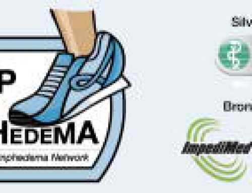 Join the National Lymphedema Network to Stomp Out Lymphedema in May!