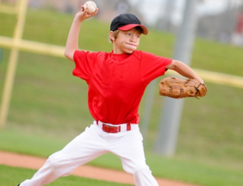 Youth Baseball Pitcher Injuries